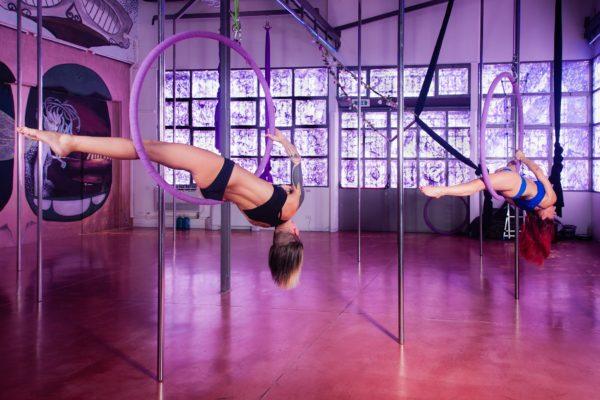 cerchio_aereo_pole_dance_milano