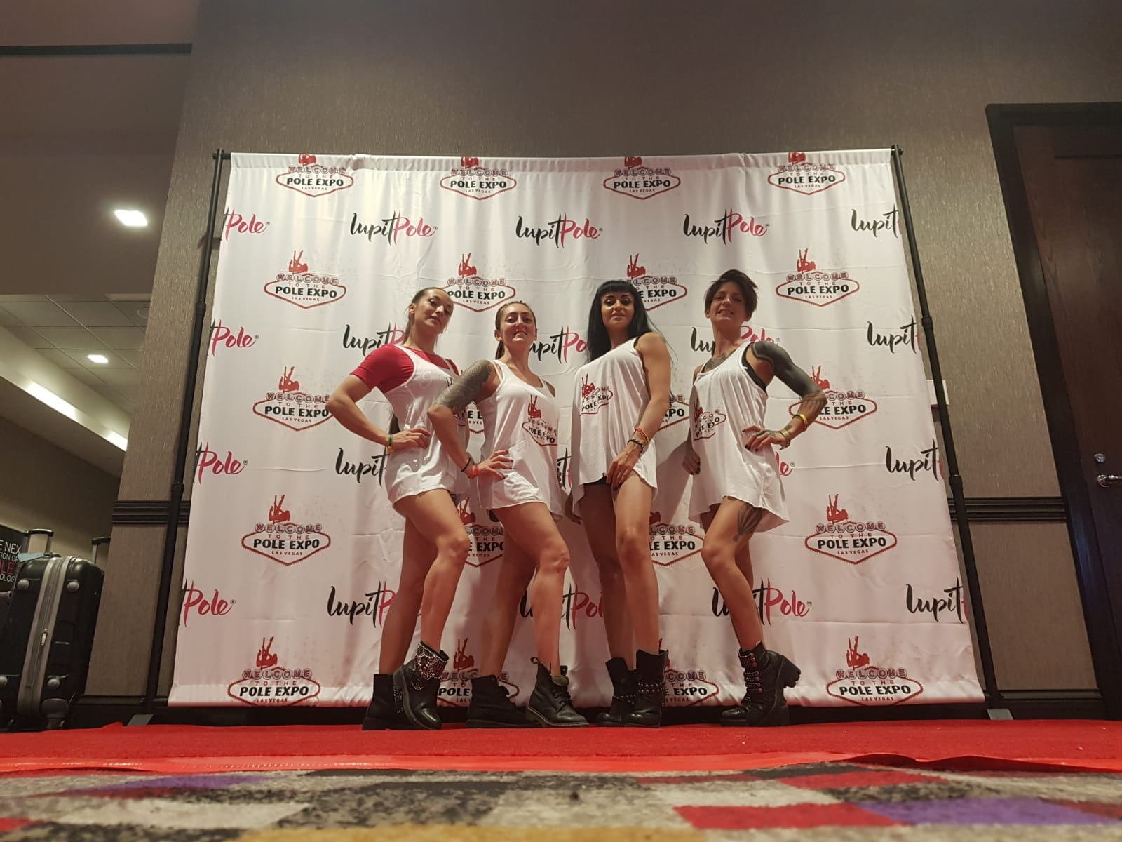 Pole Dance Expo 2018 Las Vegas:  Hard Rock Cafè